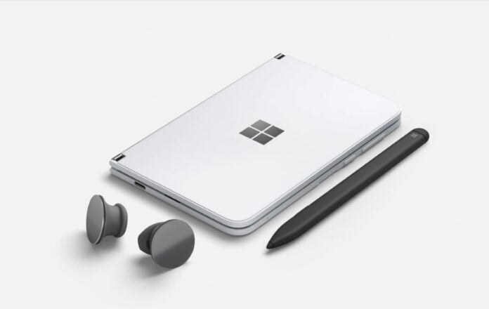 A job listing of Microsoft reveals Surface Duo 2 5G