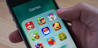 The average size of iPhone games has increased by 76% in the last 5 years