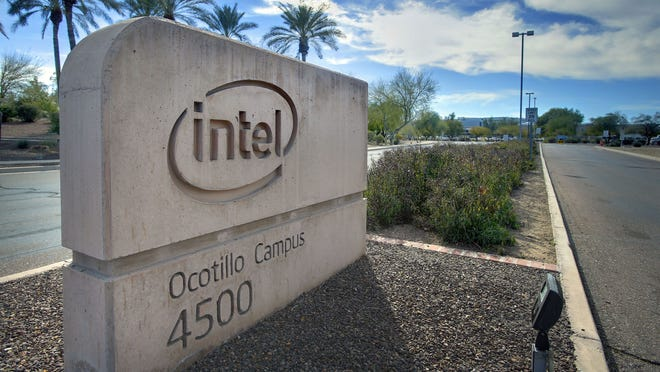 Intel is planning to spend $20B on new chip factories