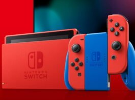 A new Nintendo Switch with a larger OLED screen is on the way