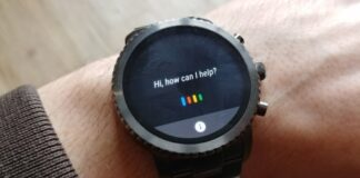 "The ""OK Google"" command works on Wear OS again after an update"