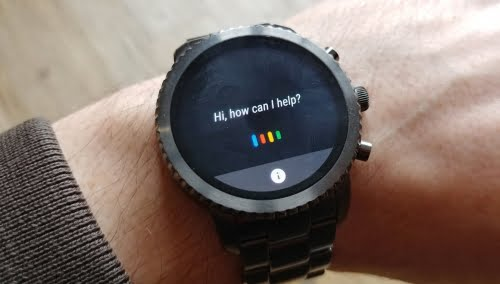 """The """"OK Google"""" command works on Wear OS again after an update"""