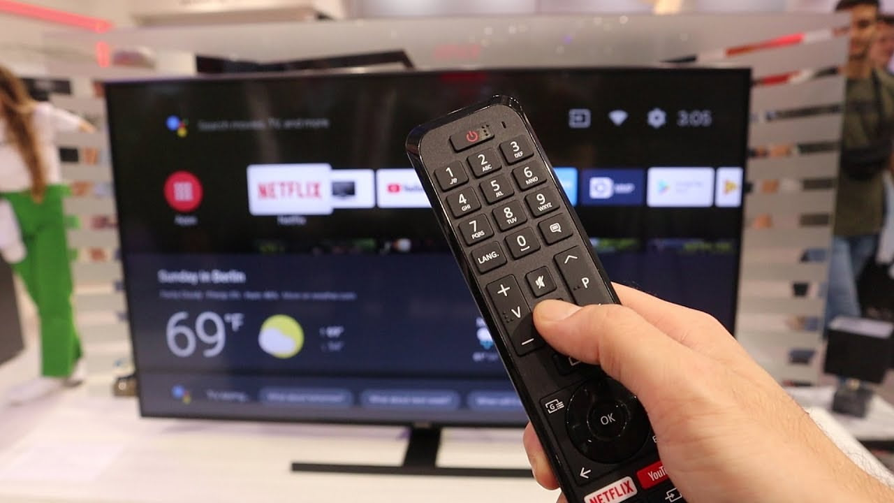 How to install Apple TV+ on an Android TV?