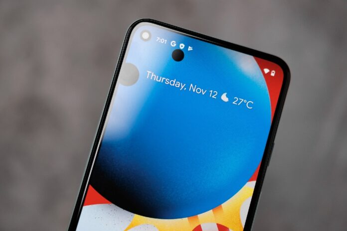 The new details about Google Pixel 6 are leaked via camera app