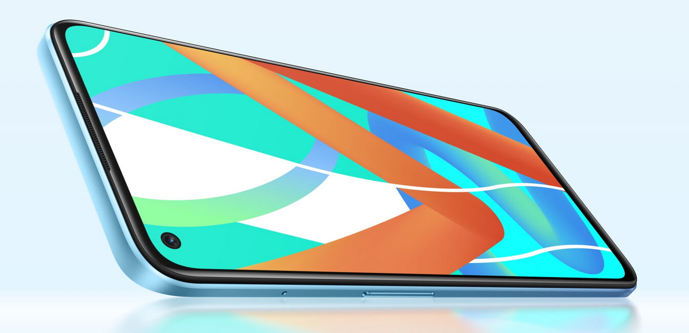 Realme V13 5G is presented with a 90Hz screen: Specs, price and release date