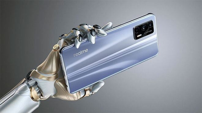 Realme GT 5G is presented: Specs, price and release date