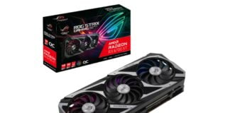 ASUS presents its custom Radeon RX 6700 XT GPUs