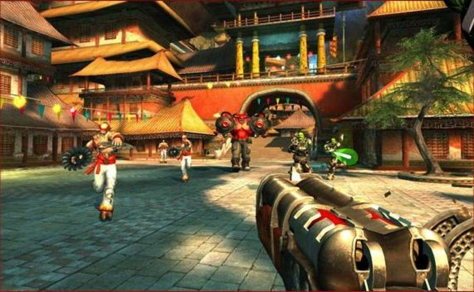 Serious Sam 2 receives a huge update 15 years after its debut