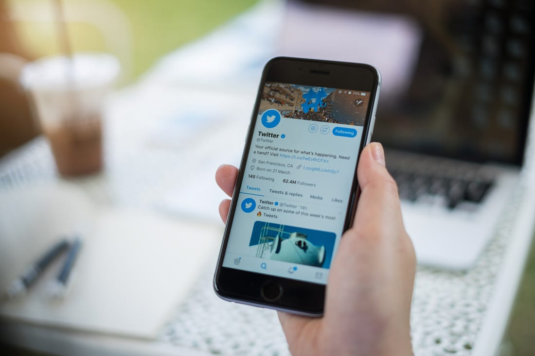 How to recover Twitter password and suspended account?