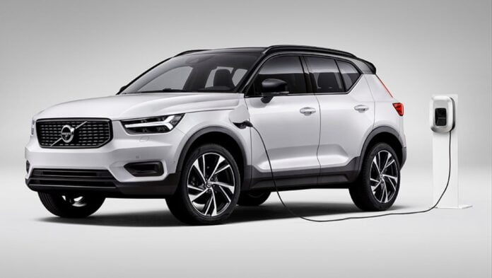 Volvo says it will only sell electric cars by 2030