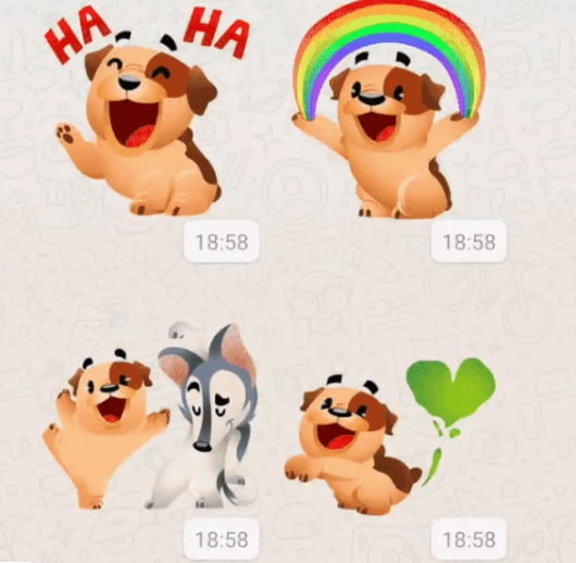 WhatsApp will allow us to import custom animated sticker packs