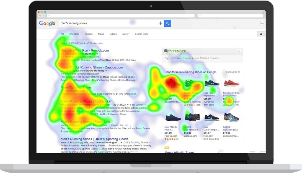What are the differences between Google Analytics and heat maps?