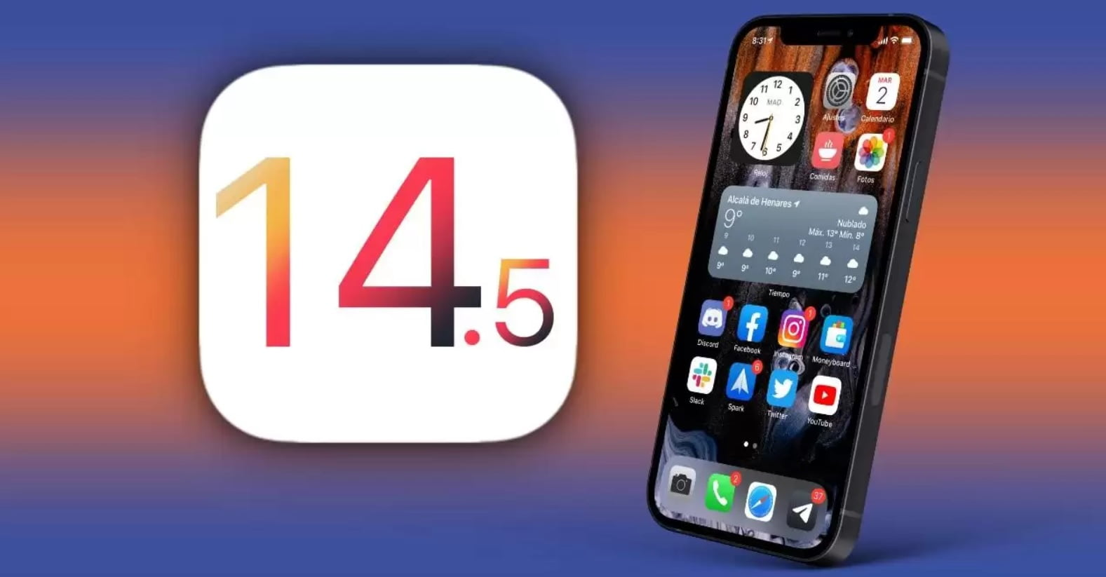 Apple to officially release iOS 14.5 next week