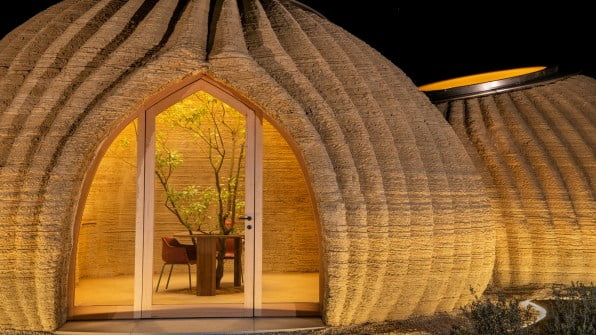 3D printed house TECLA might be the future of sustainable housing