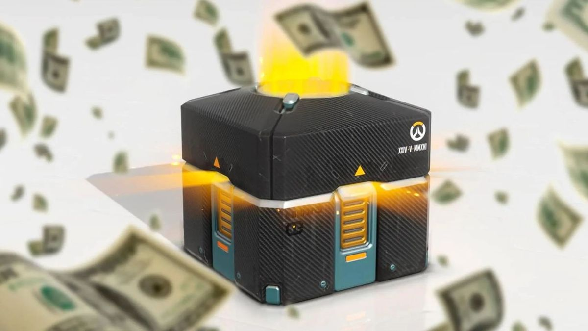 A new study connects 'loot boxes' to gambling problems