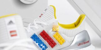 """Adidas and LEGO """"put together"""" these unmissable sneakers"""