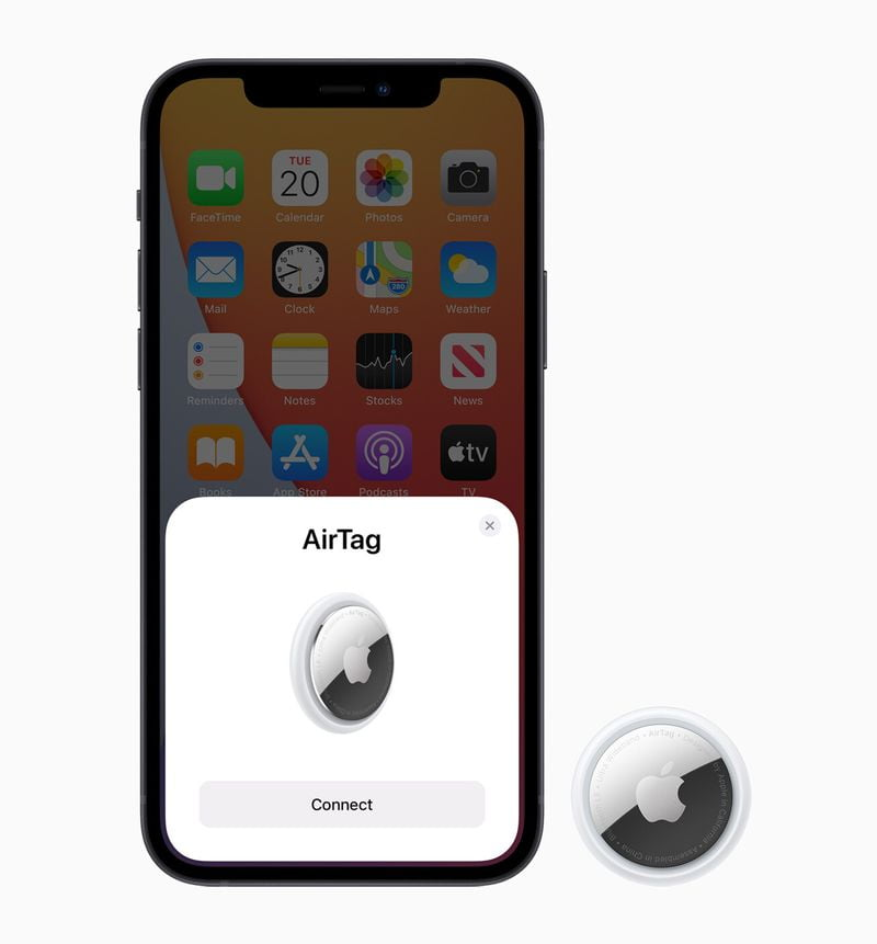 Apple presented AirTag: Specs, price and how to use it?