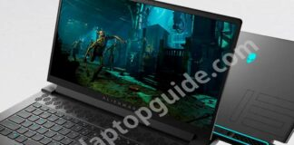 Alienware M15, another gaming laptop that bets on AMD Ryzen