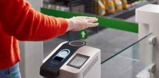 Amazon One lets you pay with the palm of your hand