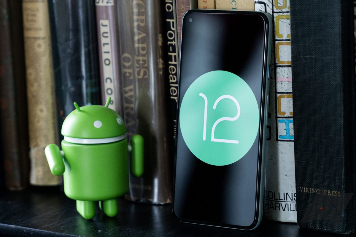 Android 12 is now official and these are the first cell phones on which it can be installed