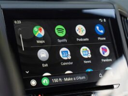 Android Auto now allows developers to launch their navigation, parking, and charging applications