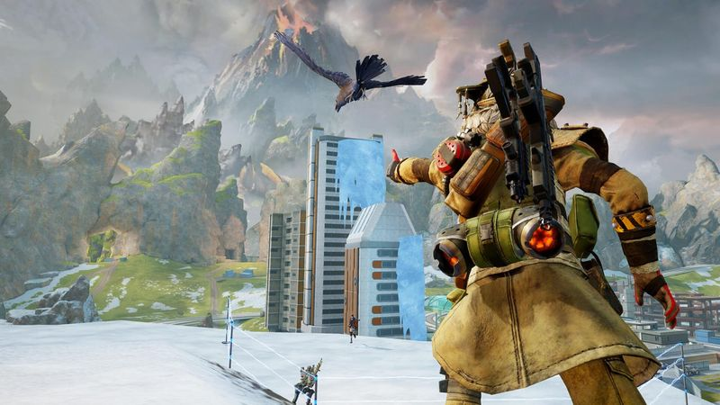 'Apex Legends Mobile' is official: Betas start at the end of April for Android and will be free of charge