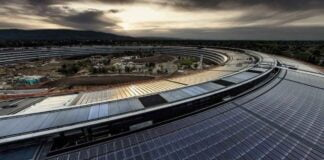 Apple to build a mini-city with thousands of employees
