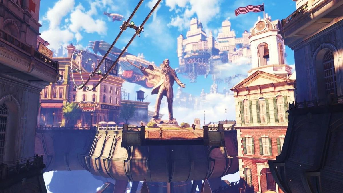 BioShock 4 aims to be an open-world game, job posting indicates