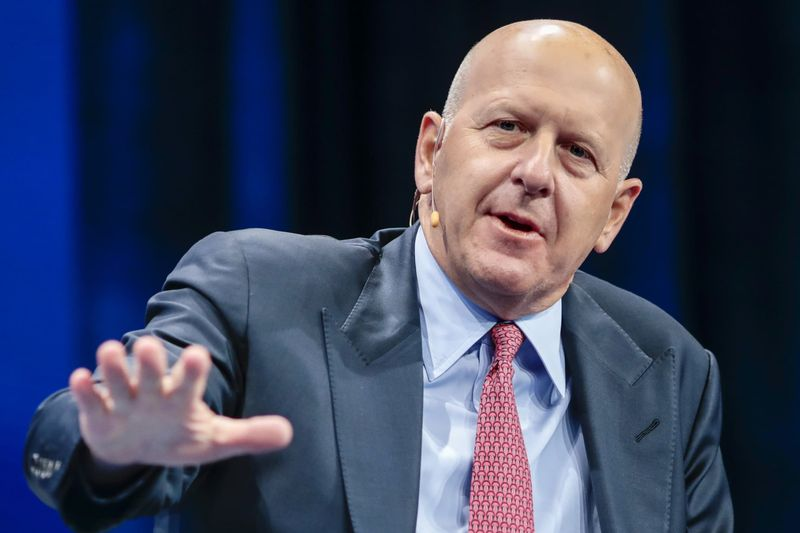 """Bitcoin astonishes the financial world: Goldman Sachs CEO acknowledges that its adoption is going """"faster than I expected"""""""