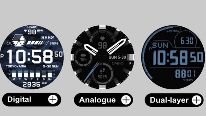 Casio's G-Shock watch family debuts its first smartwatch with Wear OS