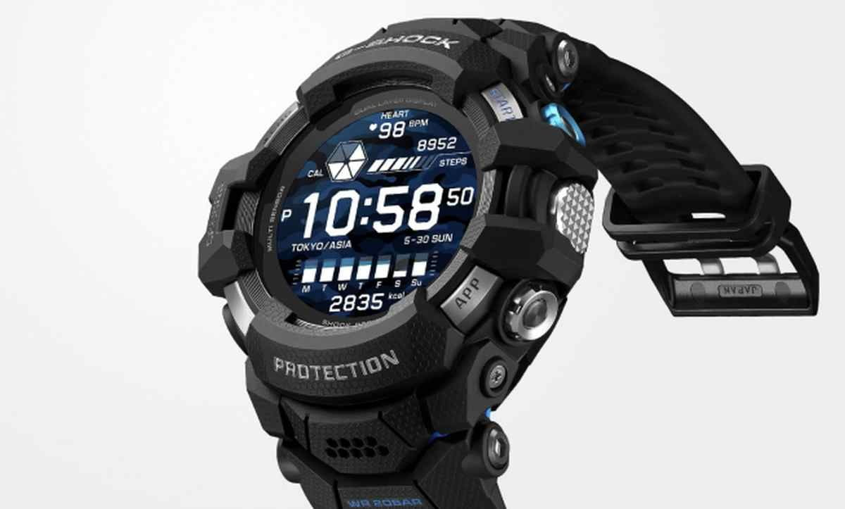Casio debuts its first G-Shock smartwatch with Wear OS