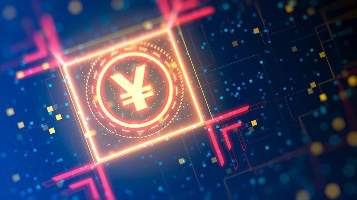 China goes one step further in digital currency project Already testing the eyuan for overseas payments