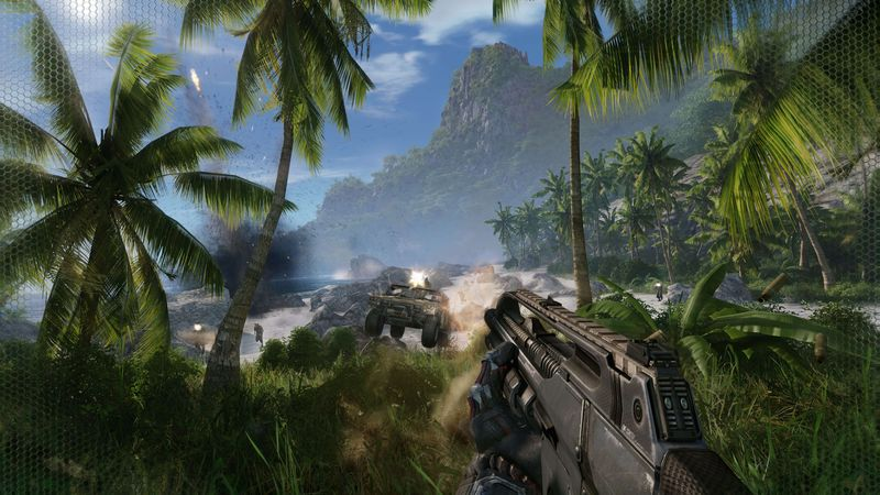 Crysis Remastered update for Xbox Series X/S and PS5 available now