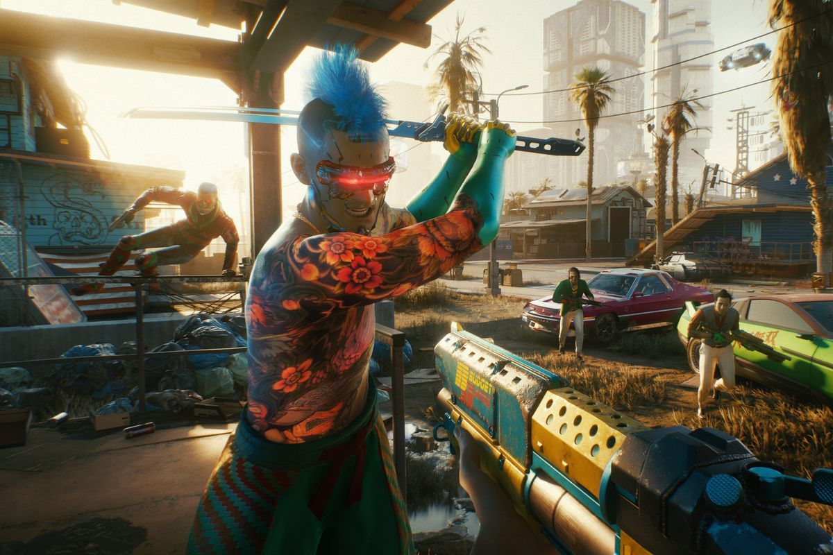 """Cyberpunk 2077 is """"closer"""" to return to PS Store, but it depends on Sony"""