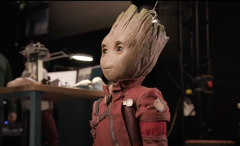 Disney unveils Project Kiwi Its effort to create animatronic robots as close to reality as possible