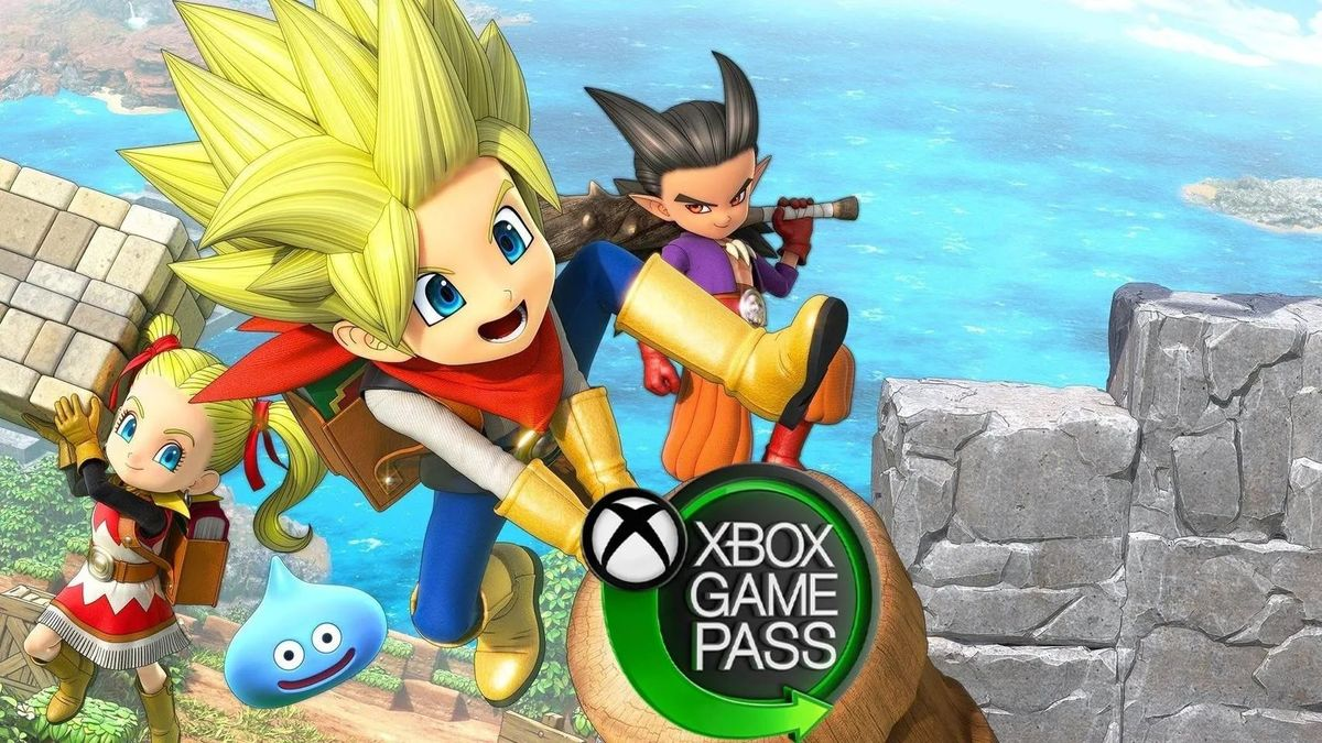 Dragon Quest Builders 2 coming to Xbox and PC Game Pass on May 4, Microsoft says