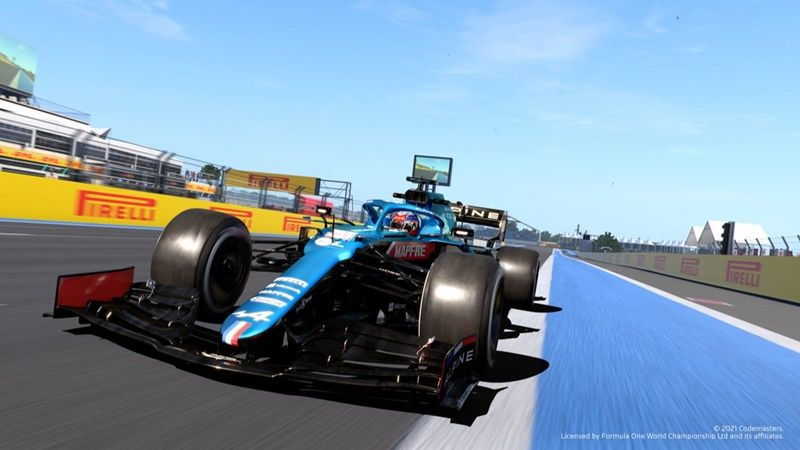 F1 2021 is approaching full speed ahead with new story mode