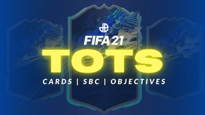 FIFA 21: New leagues and TOTS teams confirmed on the loading screen