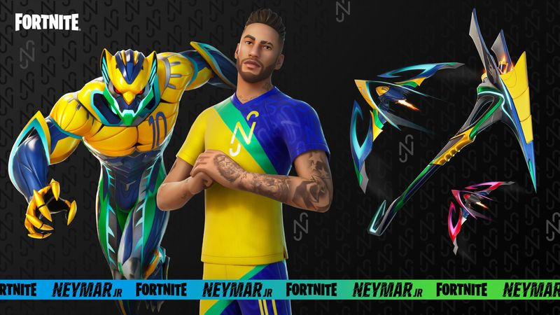 Fortnite: How to get the Neymar skin and what are its challenges?