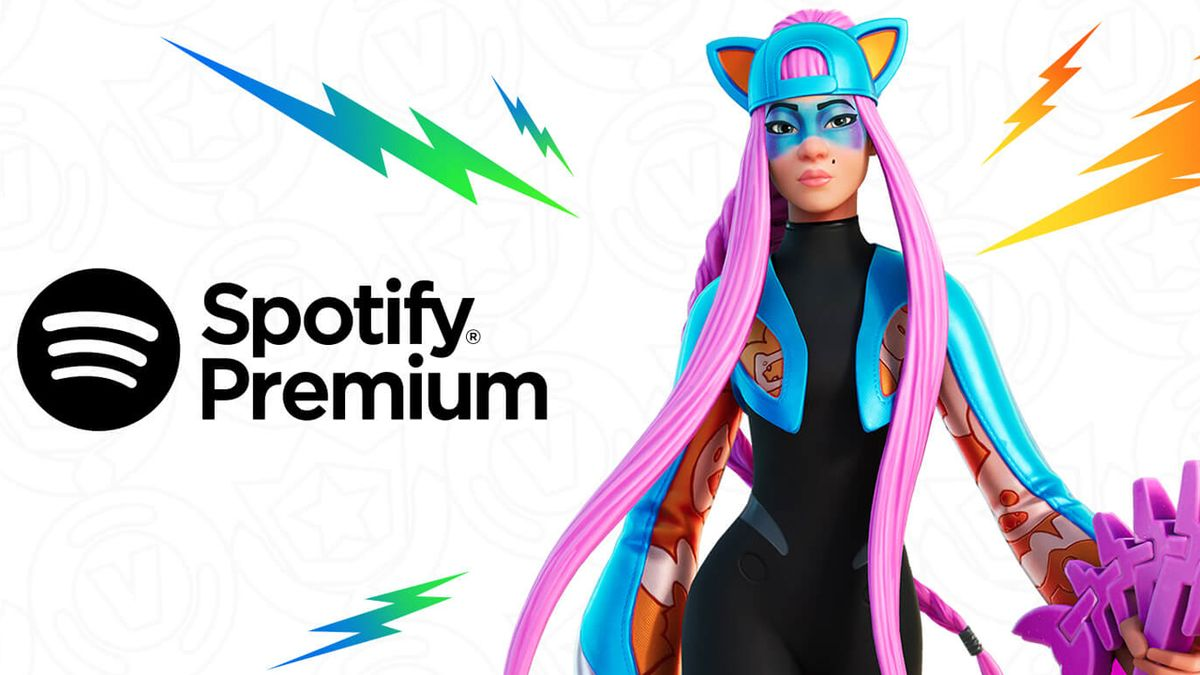 Fortnite gives away 3 months of Spotify Premium for Club Fortnite subscribers