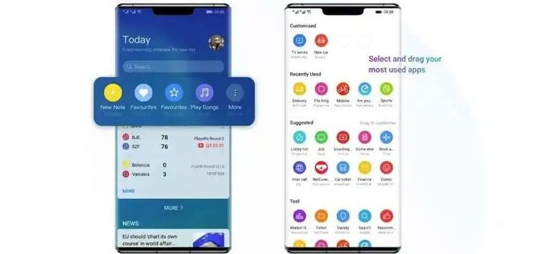 Huawei Assistant gets an update: New design and new features