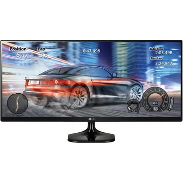 Best widescreen monitors for gaming and home office