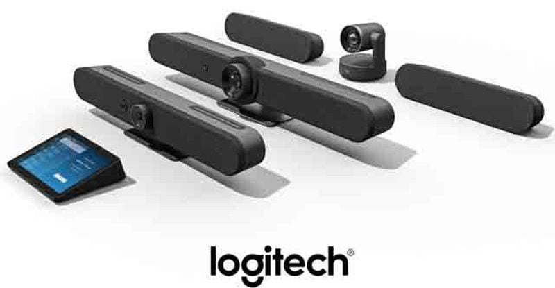 Logitech launches plug and plays video conferencing solutions