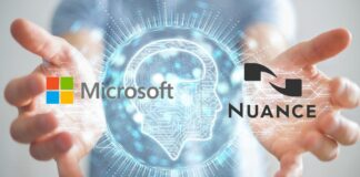 Microsoft buys Nuance, the AI company that uses Apple's Siri assistant, for US$19.7 billion