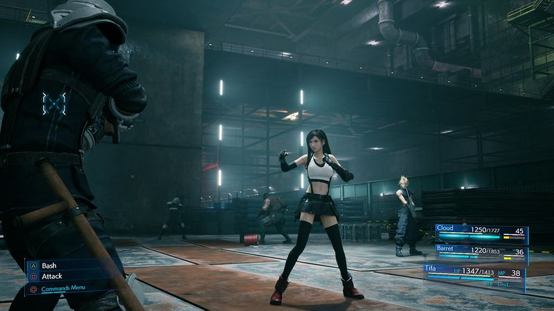 Multiple buyers are interested in Square Enix