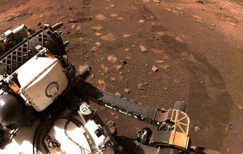 NASA succeeds in extracting oxygen from the atmosphere of Mars