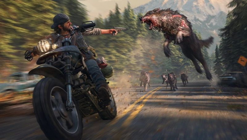Nearly 80,000 gamers have signed the petition for a sequel to Days Gone