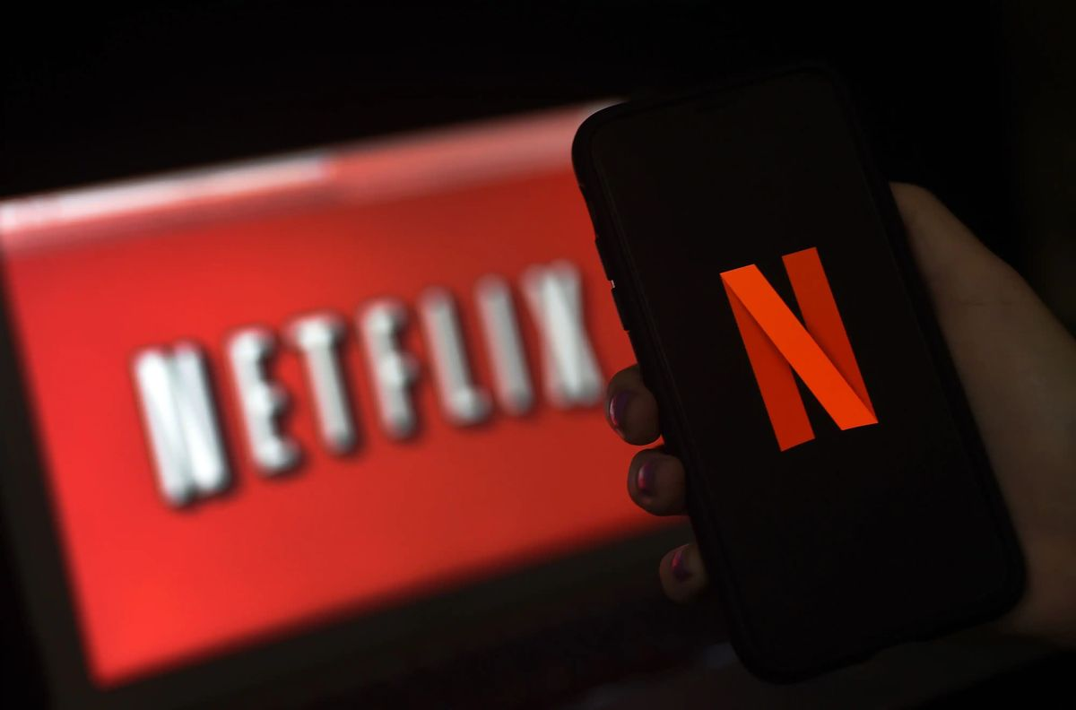 Netflix falls 31 in the U.S. due to strong competition 2