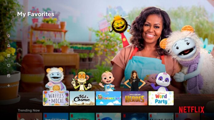Netflix improves profiles for children with these changes