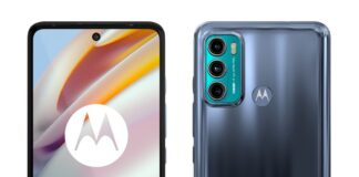 New Moto G20 and Moto G60 appear in leaked images